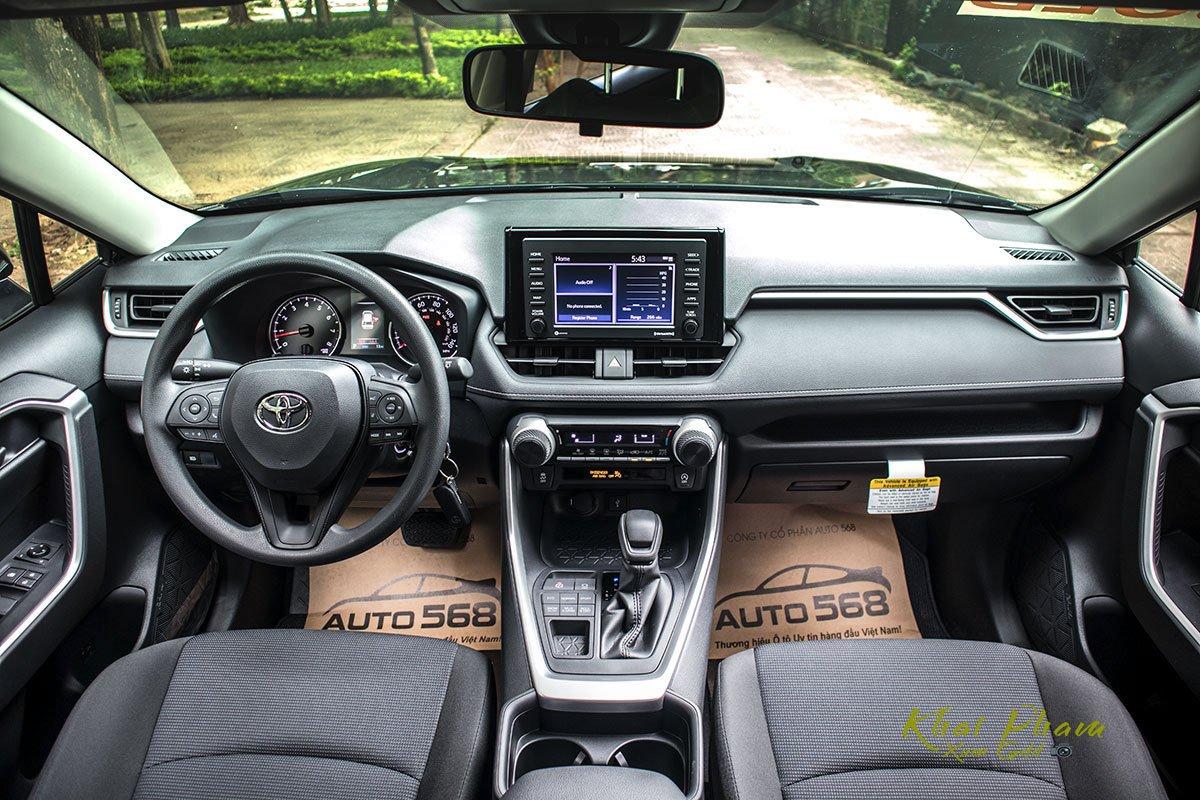 """Toyota RAV4 2020 đầu tiên tại Việt Nam vừa đã đại lý, nhiều chi tiết hấp dẫn """"dân chơi"""" Việt a3"""