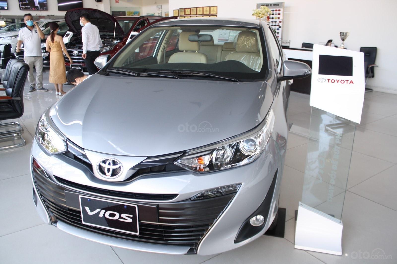 Toyota Vios G 2021, giá tốt - khuyến mãi lớn, hỗ trợ ngân hàng - lãi suất thấp (1)