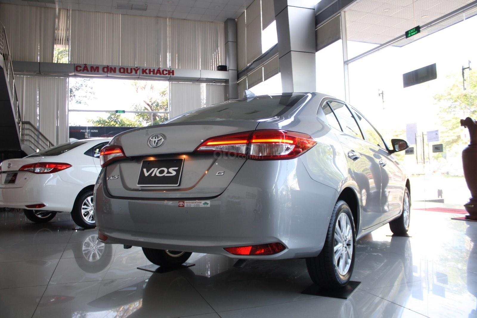 Toyota Vios G 2021, giá tốt - khuyến mãi lớn, hỗ trợ ngân hàng - lãi suất thấp (2)