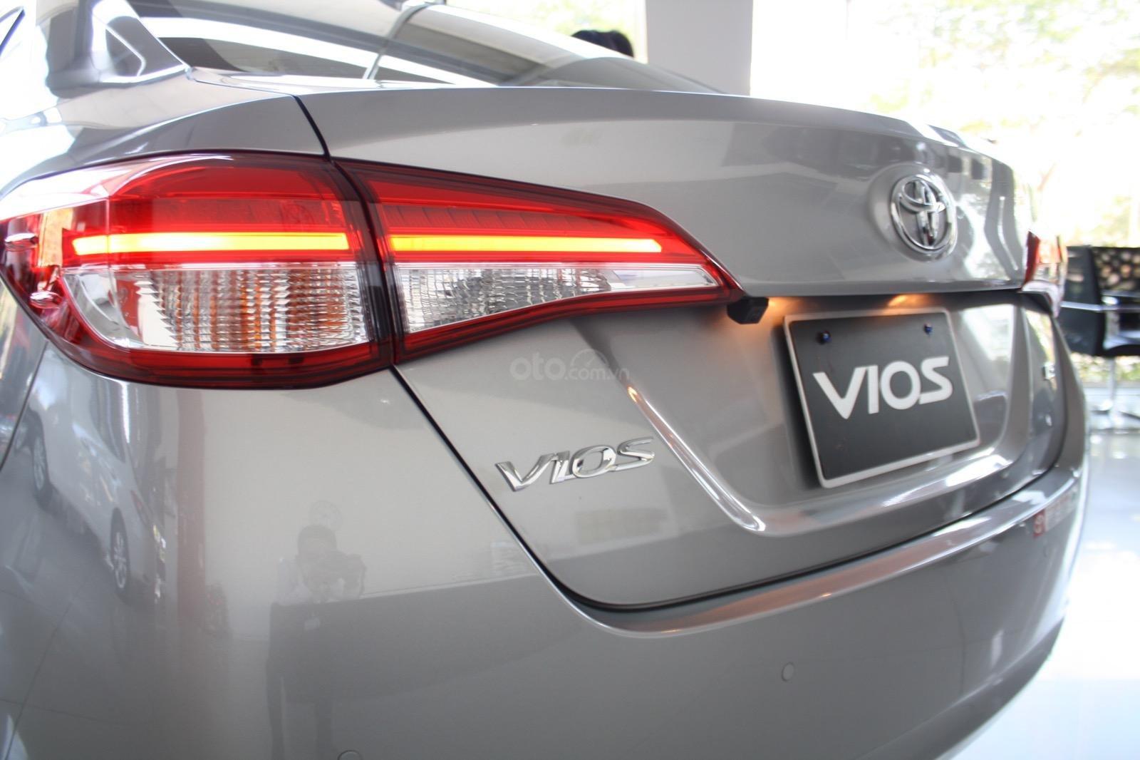 Toyota Vios G 2021, giá tốt - khuyến mãi lớn, hỗ trợ ngân hàng - lãi suất thấp (3)