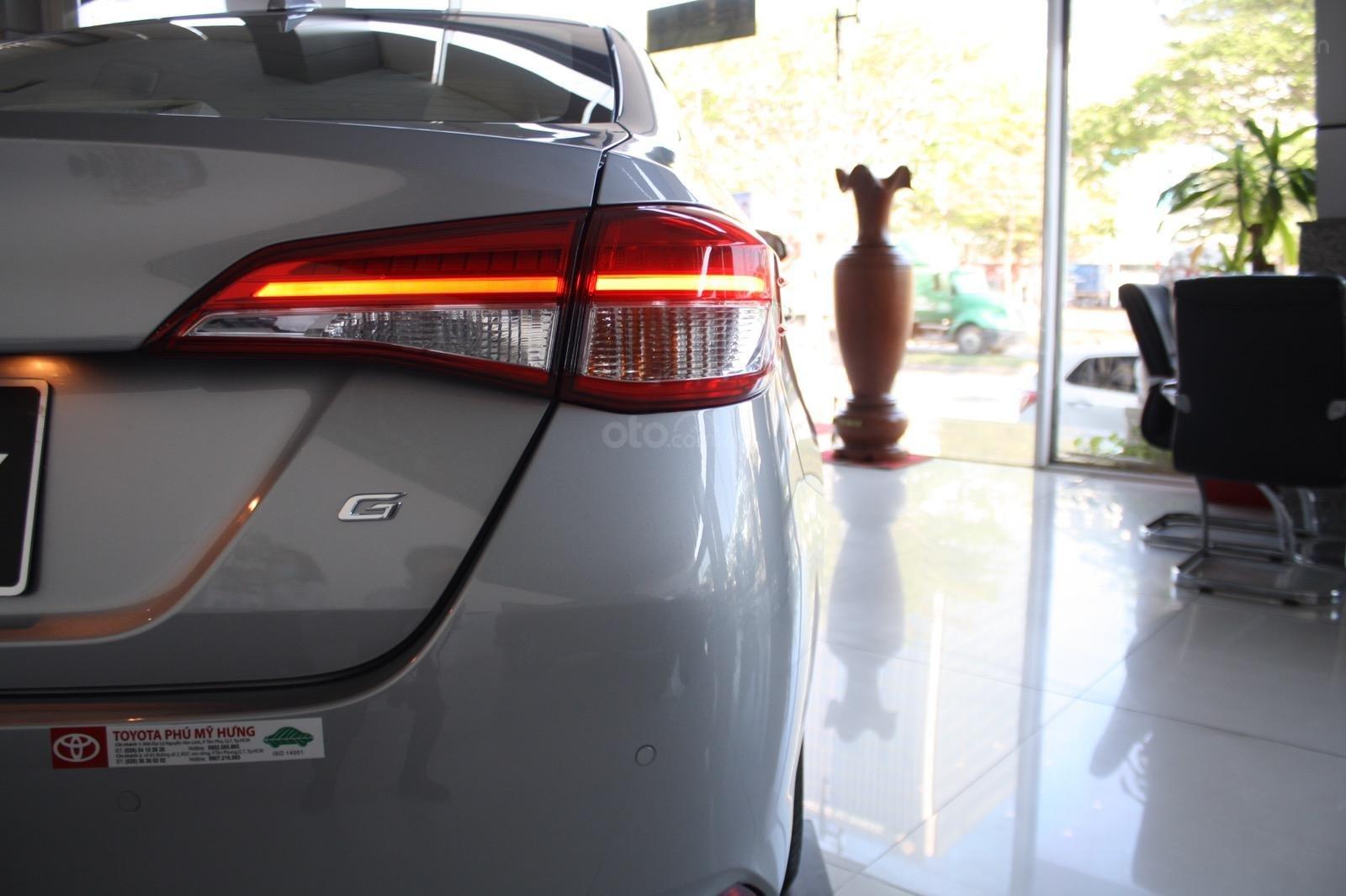 Toyota Vios G 2021, giá tốt - khuyến mãi lớn, hỗ trợ ngân hàng - lãi suất thấp (4)