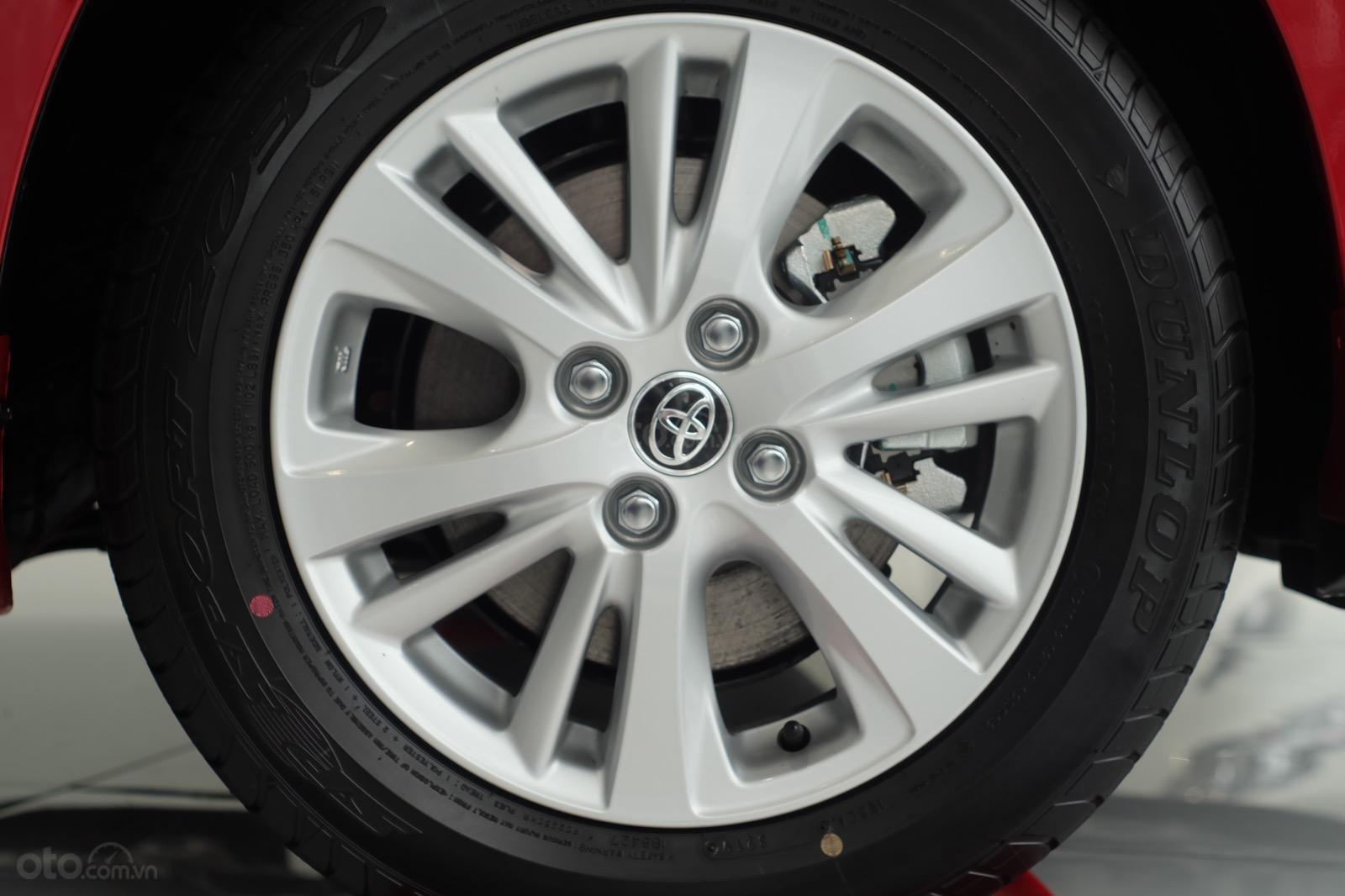 Toyota Vios G 2021, giá tốt - khuyến mãi lớn, hỗ trợ ngân hàng - lãi suất thấp (6)