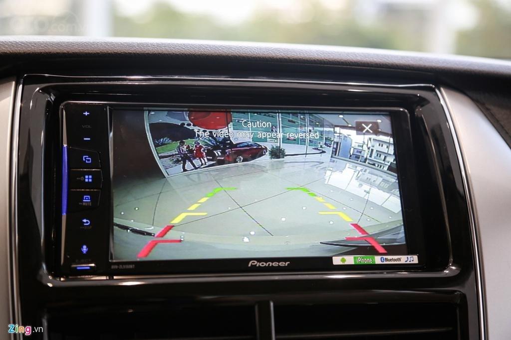 Toyota Vios G 2021, giá tốt - khuyến mãi lớn, hỗ trợ ngân hàng - lãi suất thấp (9)