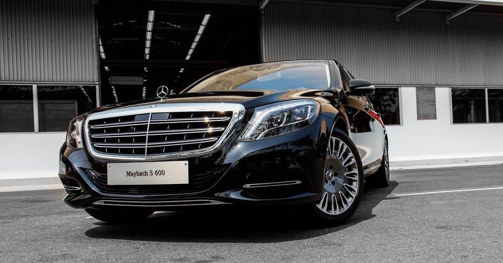 Giá xe Mercedes Maybach S600 2020