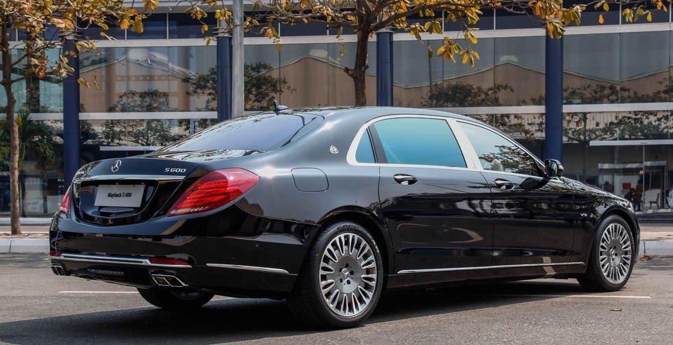 Động cơ xe Mercedes Maybach S600