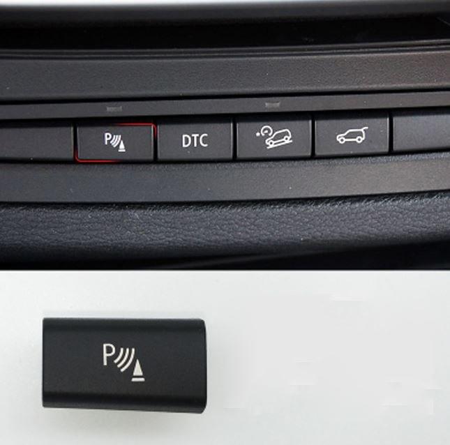 Sửdụng tính năng cảm biến đỗ xe.