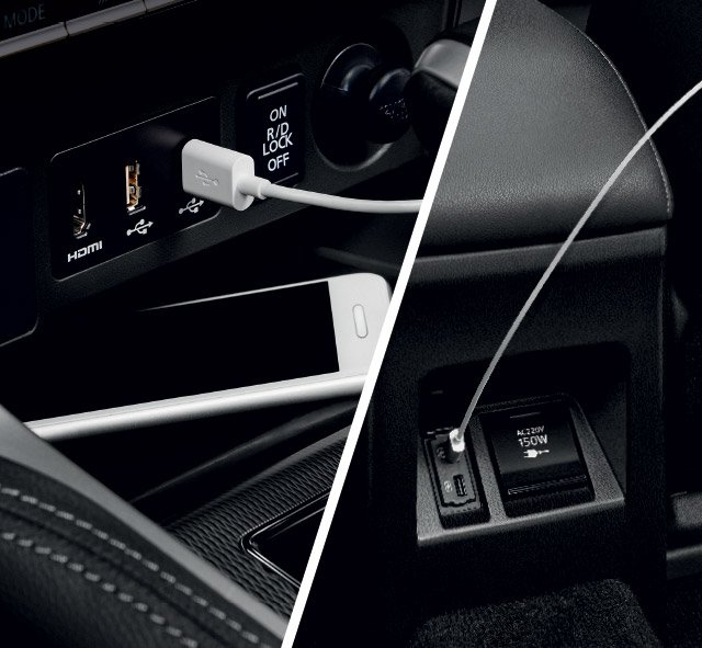Thông số kỹ thuật xe Mitsubishi Pajero Sport 2020: Nội thấta3