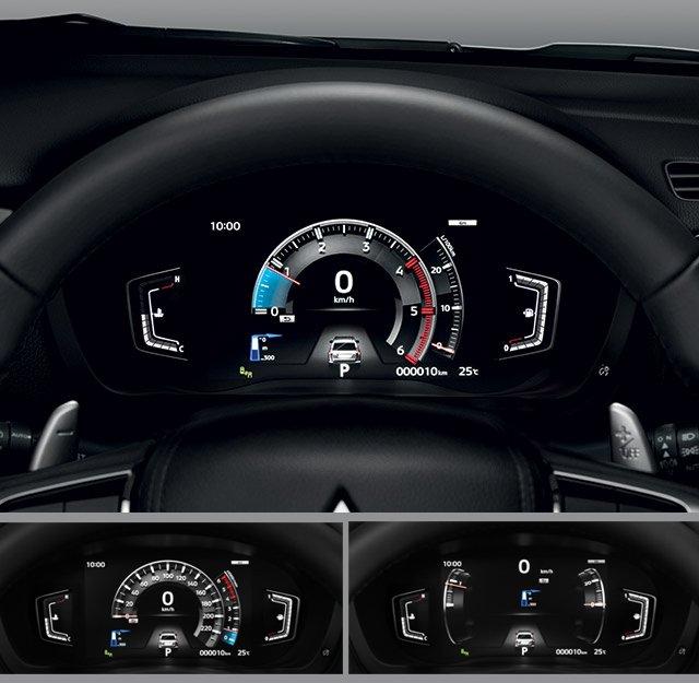 Thông số kỹ thuật xe Mitsubishi Pajero Sport 2020