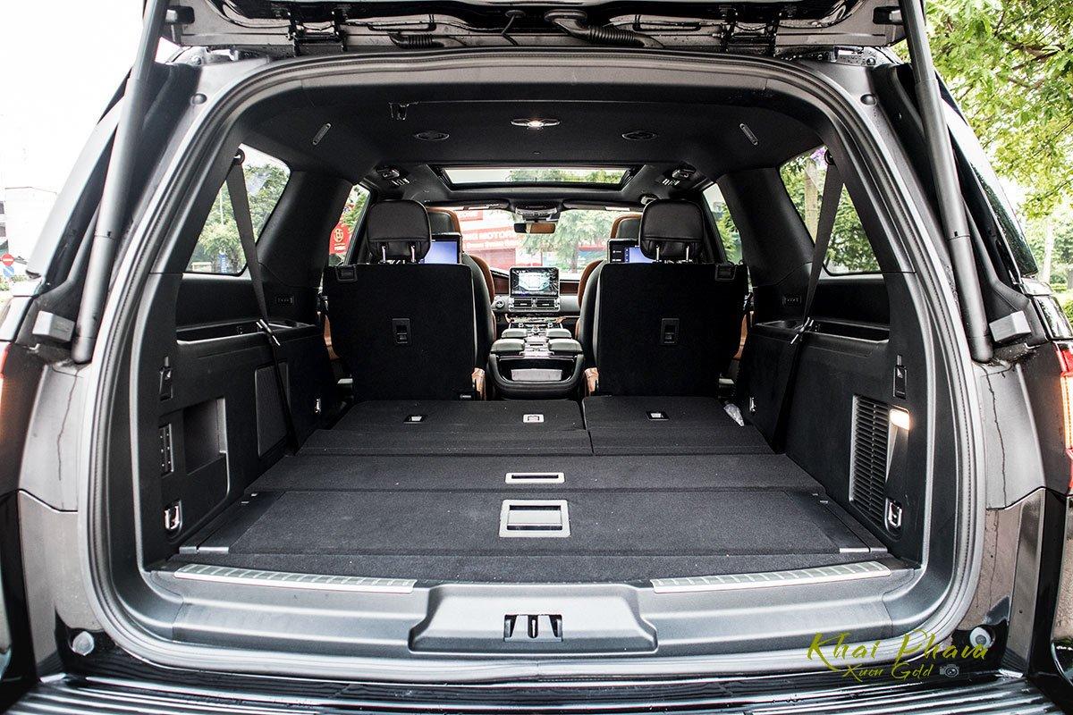 Ảnh nút camera trước xe Lincoln Navigator L Reserve 2020