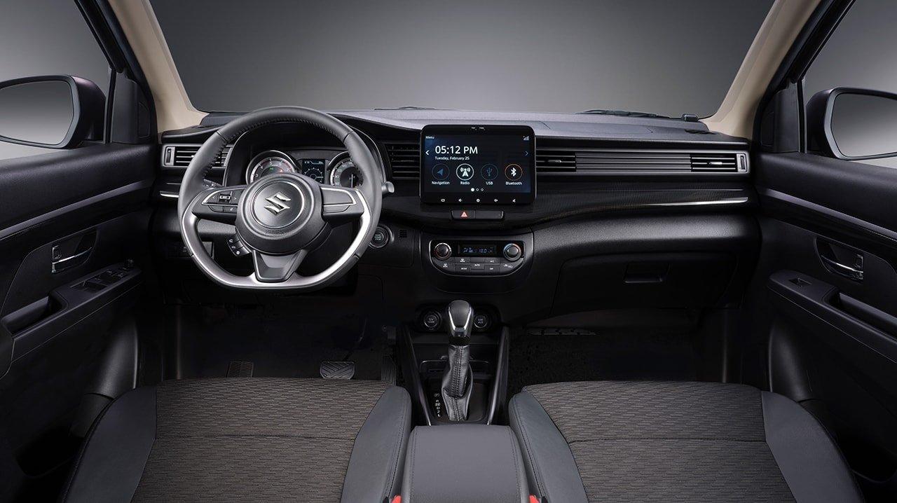 SuzukiXL7 2020 với nội thất lộng lẫy.