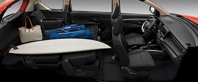 Khoang hành lý Suzuki XL7 2020 - 2