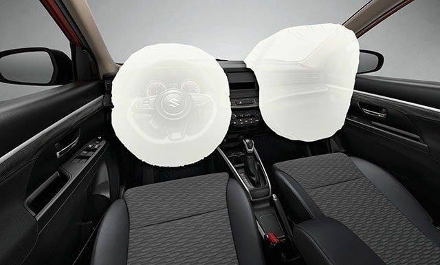 SuzukiXL7 2020 an toàn toàn diện.