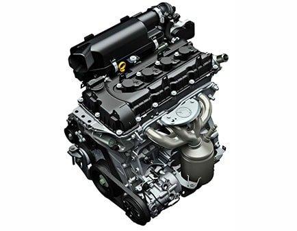 SuzukiXL7 2020 sử dụng động cơ thân thuộc.
