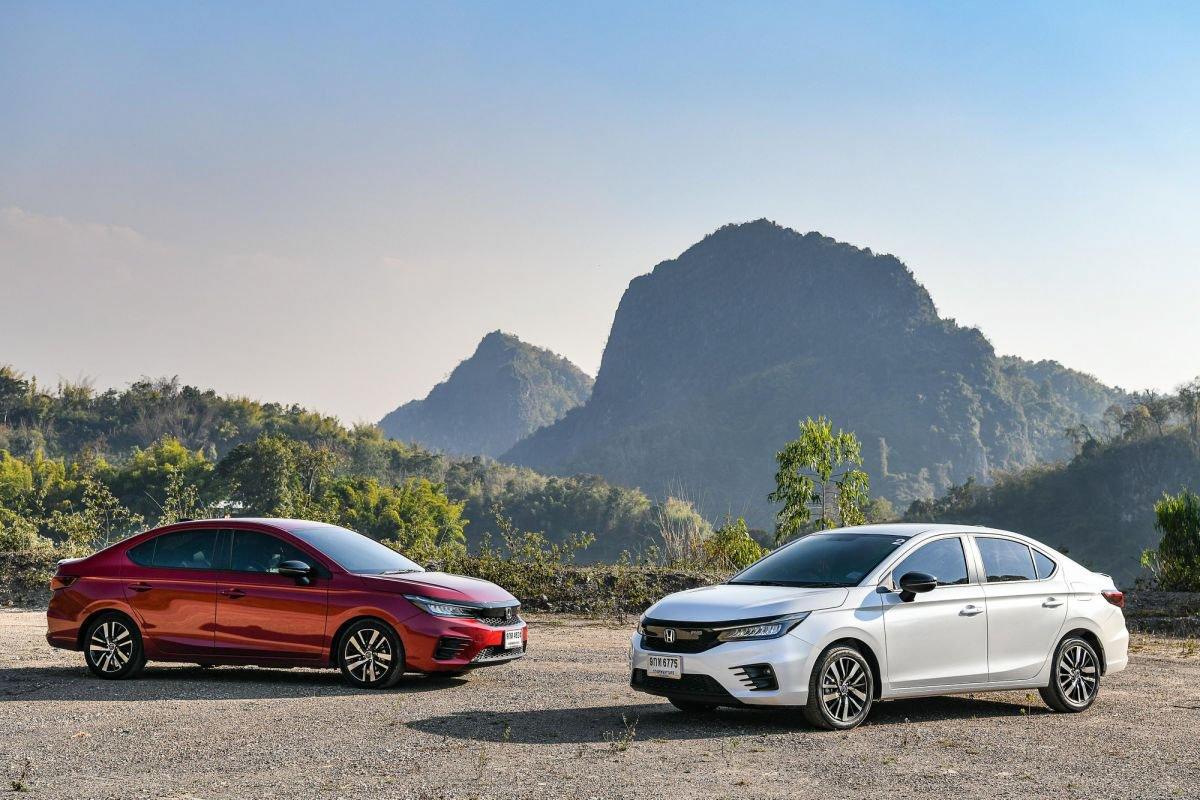 Đánh giá xe Honda City 2020 phiên bản RS: Khả năng vận hành 2.
