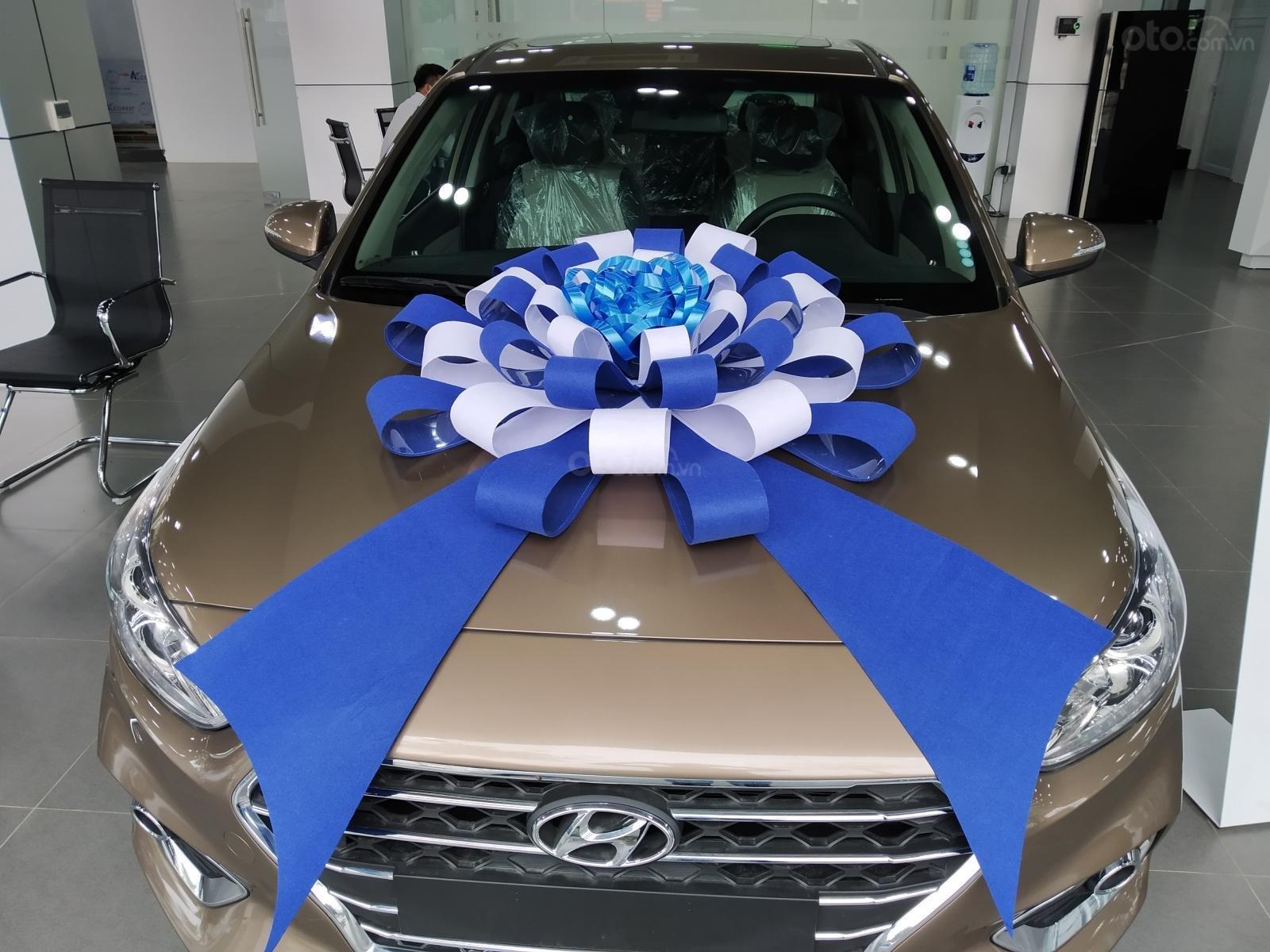Hyundai Accent AT đặc biệt 2020, khuyến mại nên đến 20tr đầy đủ phiên bản giao ngay (1)