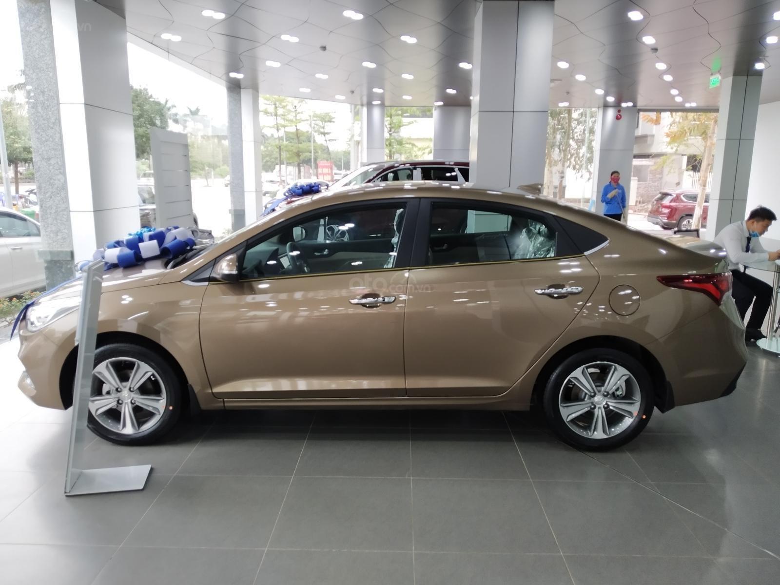 Hyundai Accent AT đặc biệt 2020, khuyến mại nên đến 20tr đầy đủ phiên bản giao ngay (3)