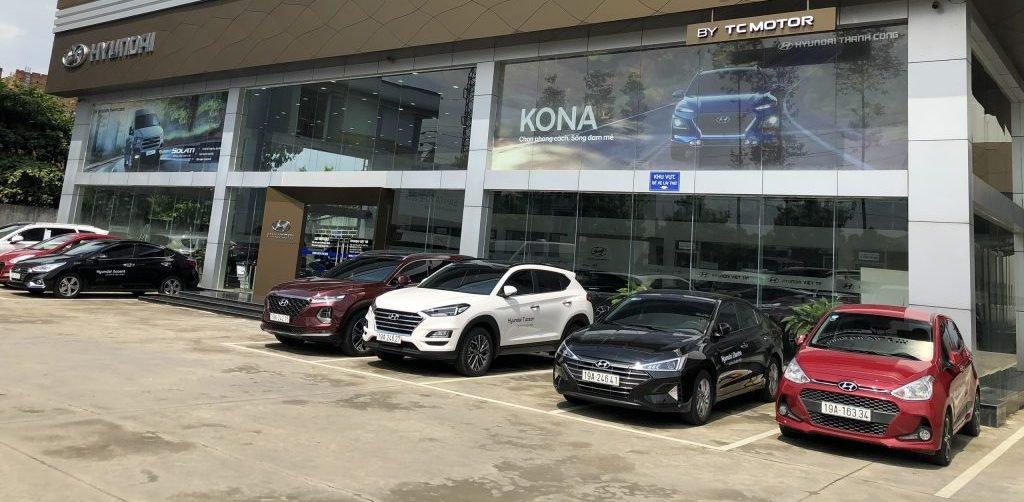 Hyundai bứt phá, bá chủ nhiều phân khúc tại Việt Nam