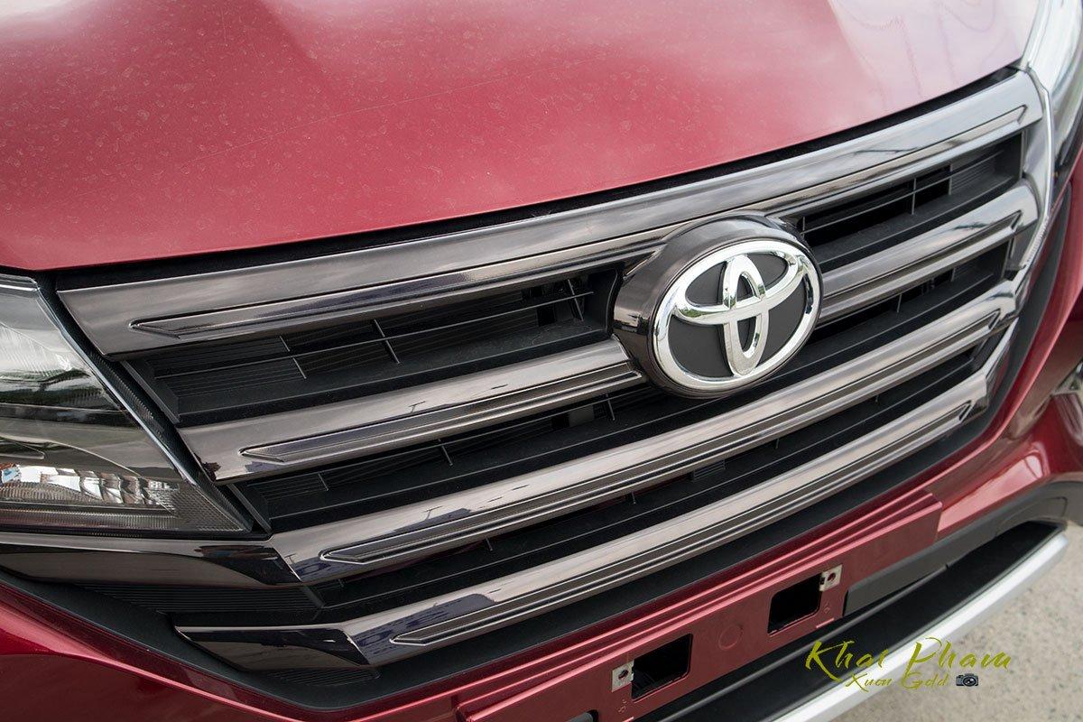Ảnh lưới tản nhiệt xe Toyota Rush 2020