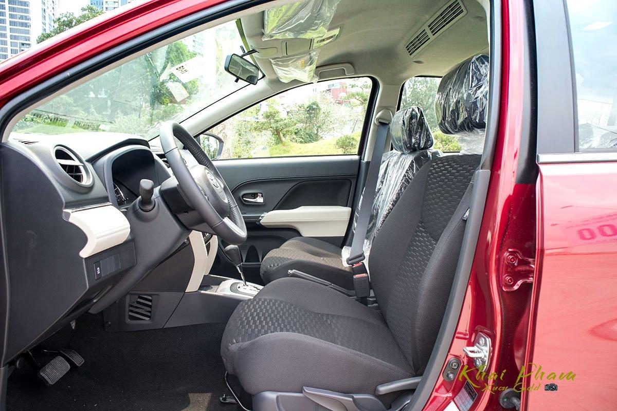 Ảnh chụp ghế lái xe Toyota Rush 2020 1