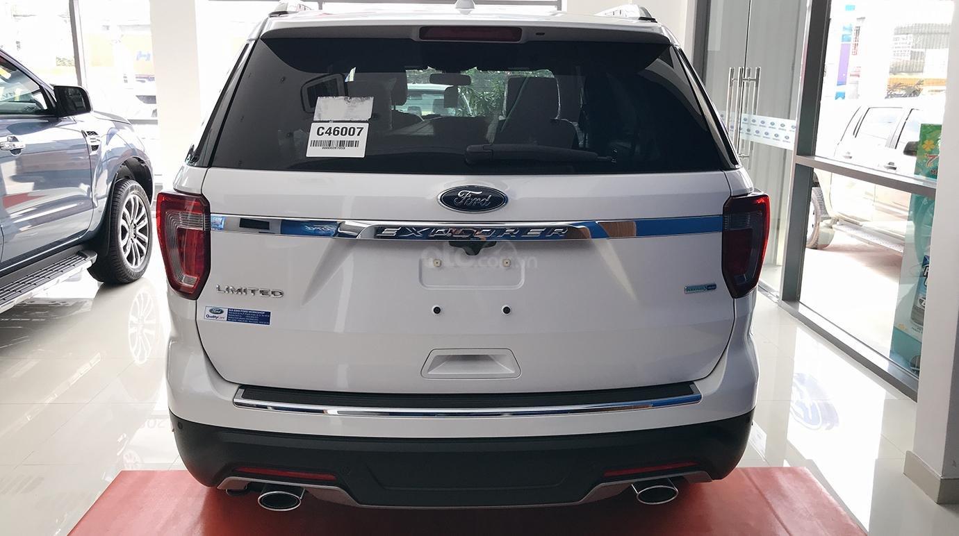 Ford Explorer 2.3L nhập Mỹ, giá cả cạnh tranh, quà tặng hấp dẫn (3)