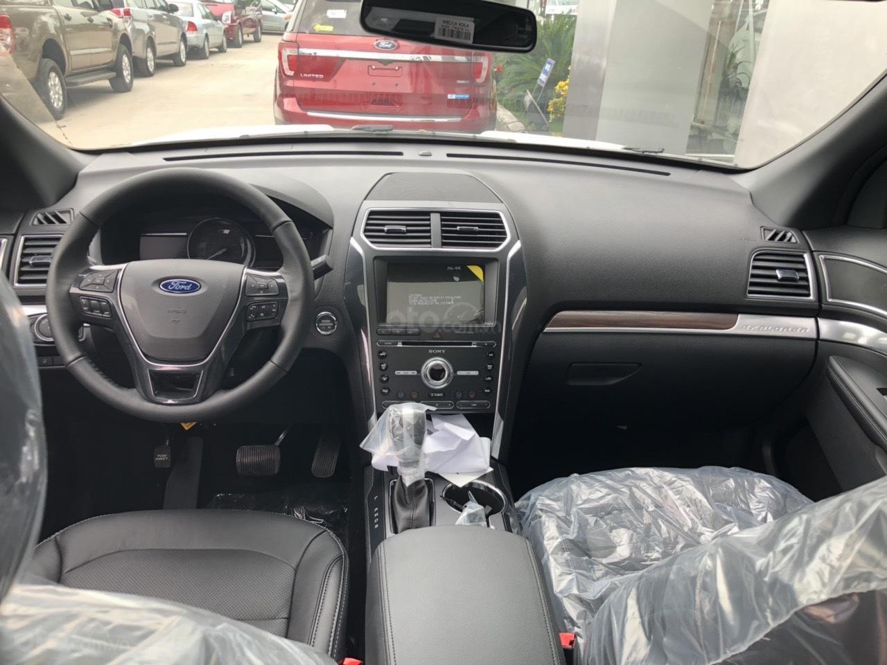 Ford Explorer 2.3L nhập Mỹ, giá cả cạnh tranh, quà tặng hấp dẫn (6)