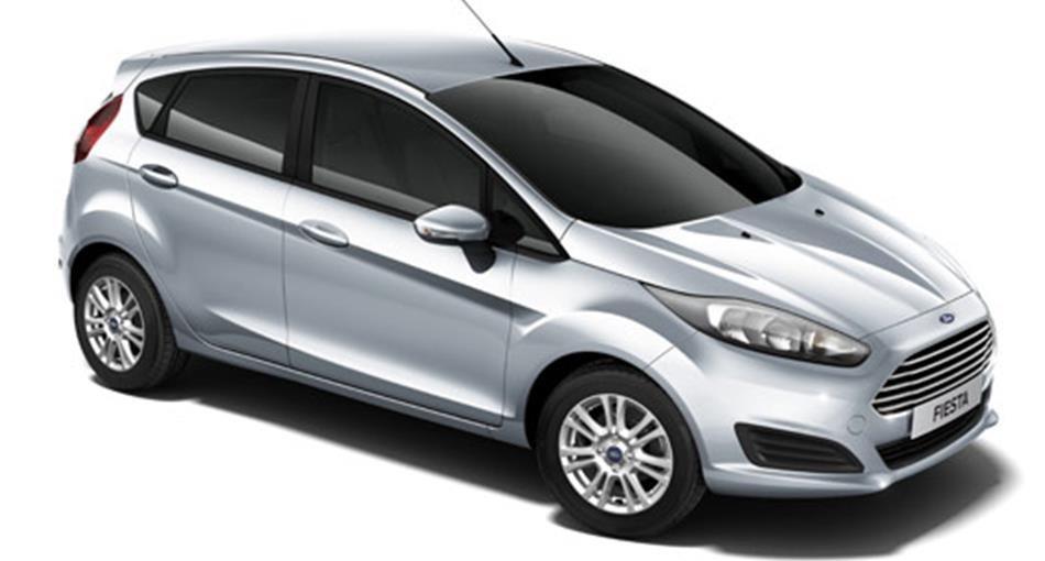 Ưu điểm xe Ford Fiesta 2018