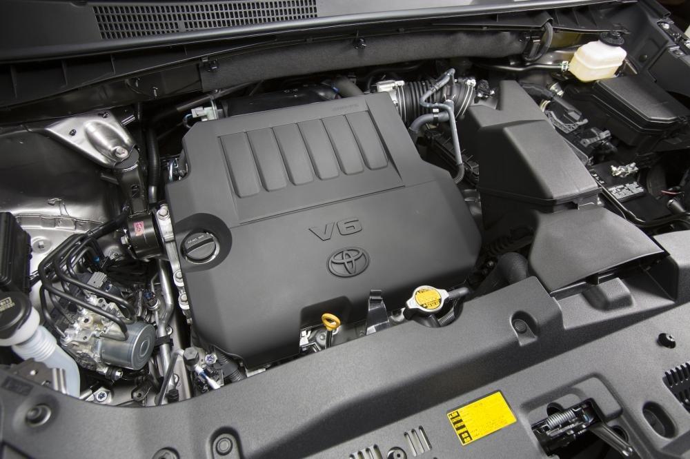 Động cơ xe Toyota Highlander 2018