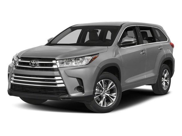 Ngoại thất xe Toyota Highlander 2018
