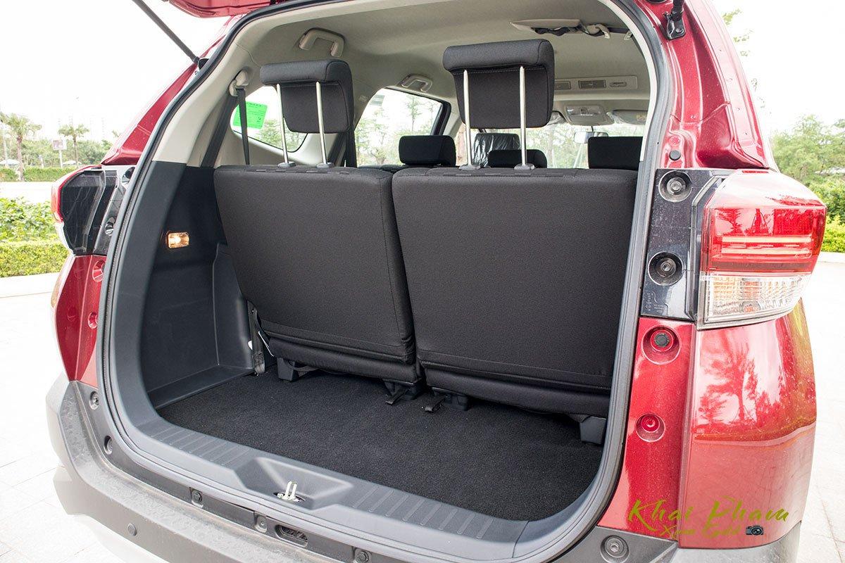 Ảnh khoang chứa đồ xe Toyota Rush 2020