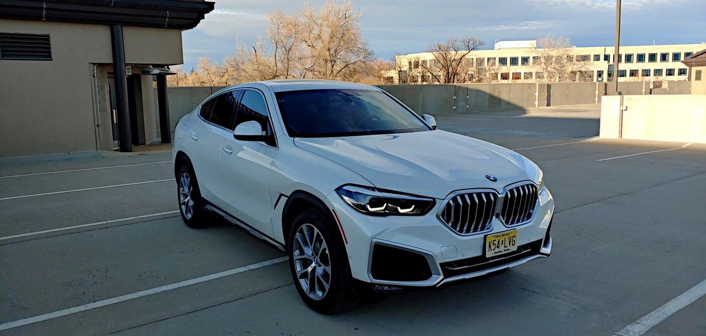 Đánh giá xe BMW X6 2020