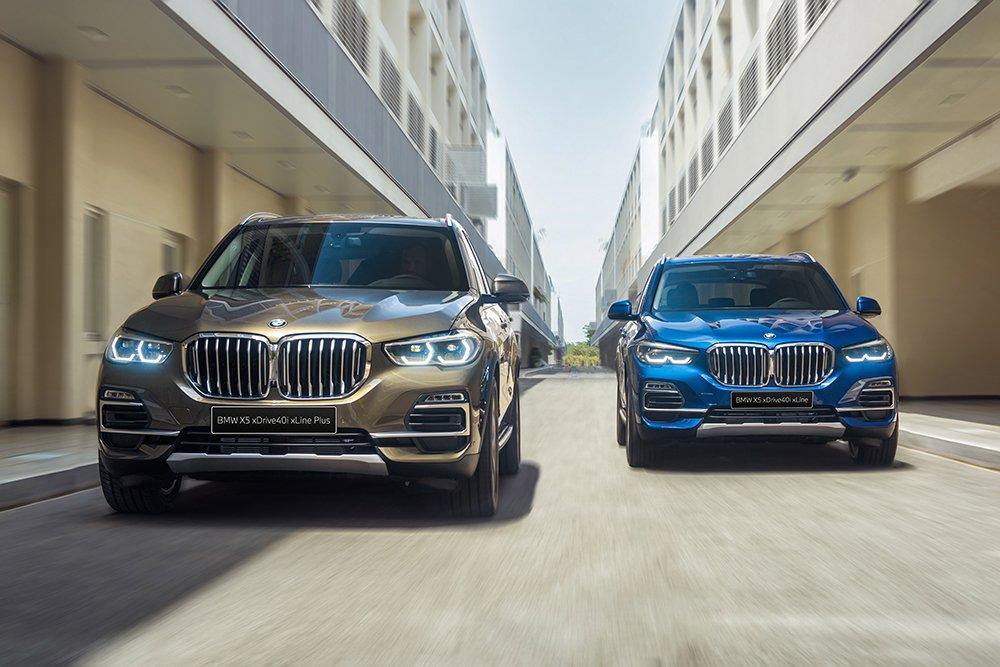Thông số kỹ thuật xe BMW X5 2020 vừa ra mắt Việt Nam