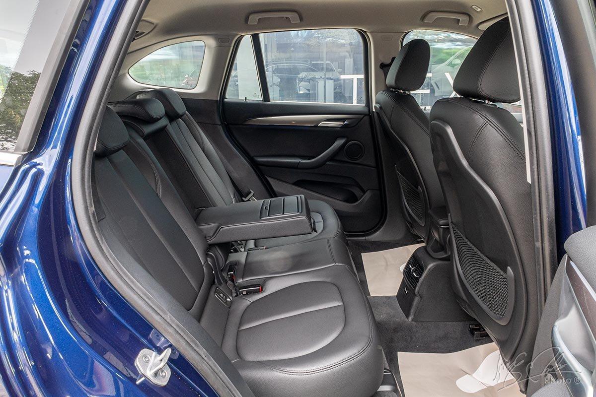 Không gian nội thất BMW X1 2020 a2
