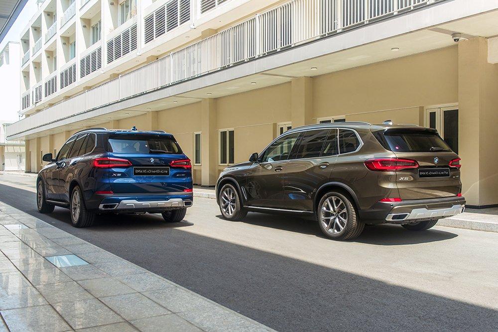 Giá xe BMW X5 chi tiết cập nhật mới nhất - Ảnh 1.