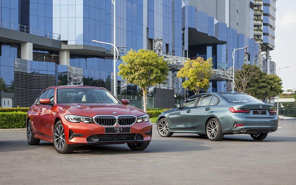 BMW 3-Series 2021 tại Việt Nam