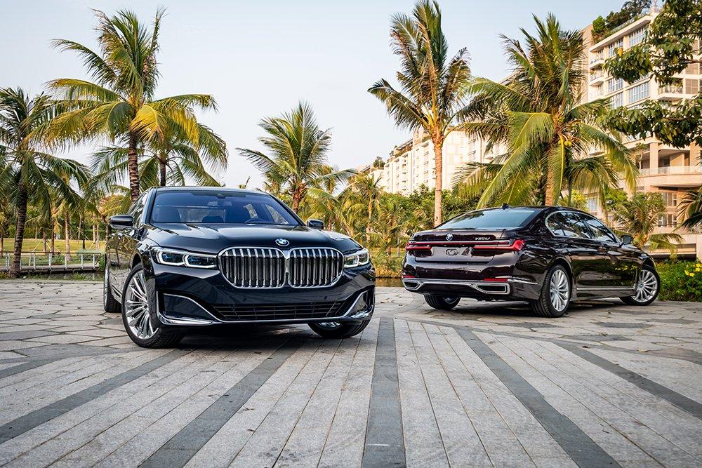 Đánh giá xe BMW 7-Series 2020: Tổng thể