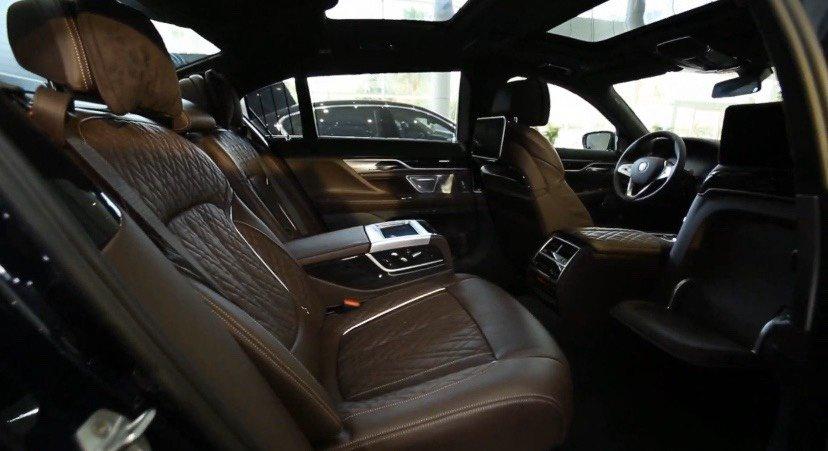 Giá xe BMW 7-Series 2020 mới nhất - Ảnh 2