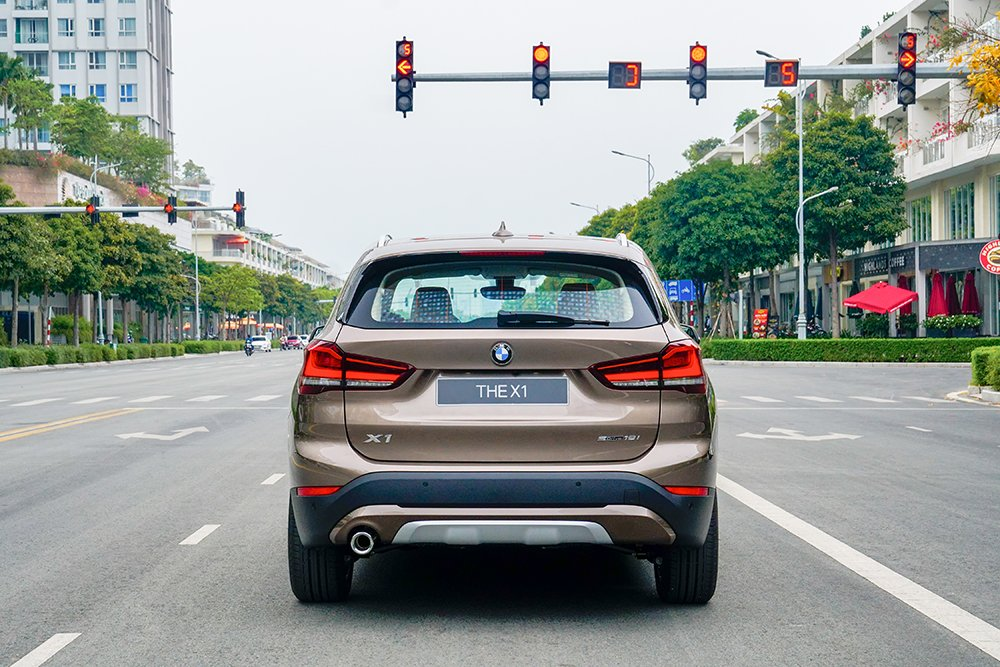 Giá xe BMW X1 2020 mới nhất - Ảnh 1