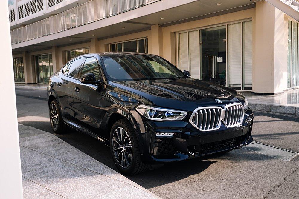 Giá xe BMW X6 mới nhất.
