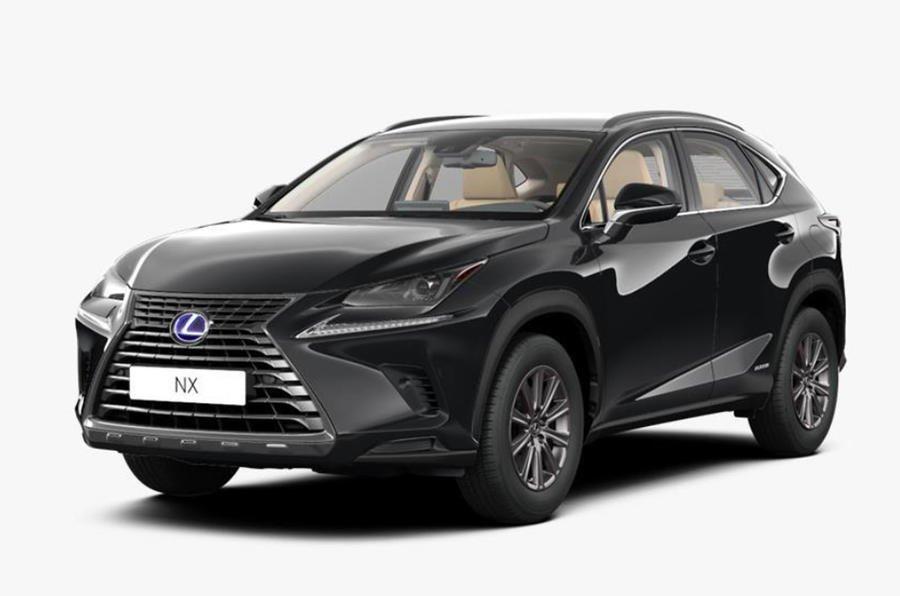 Lexus NX 2020 bổ sung phiên bản giá rẻ