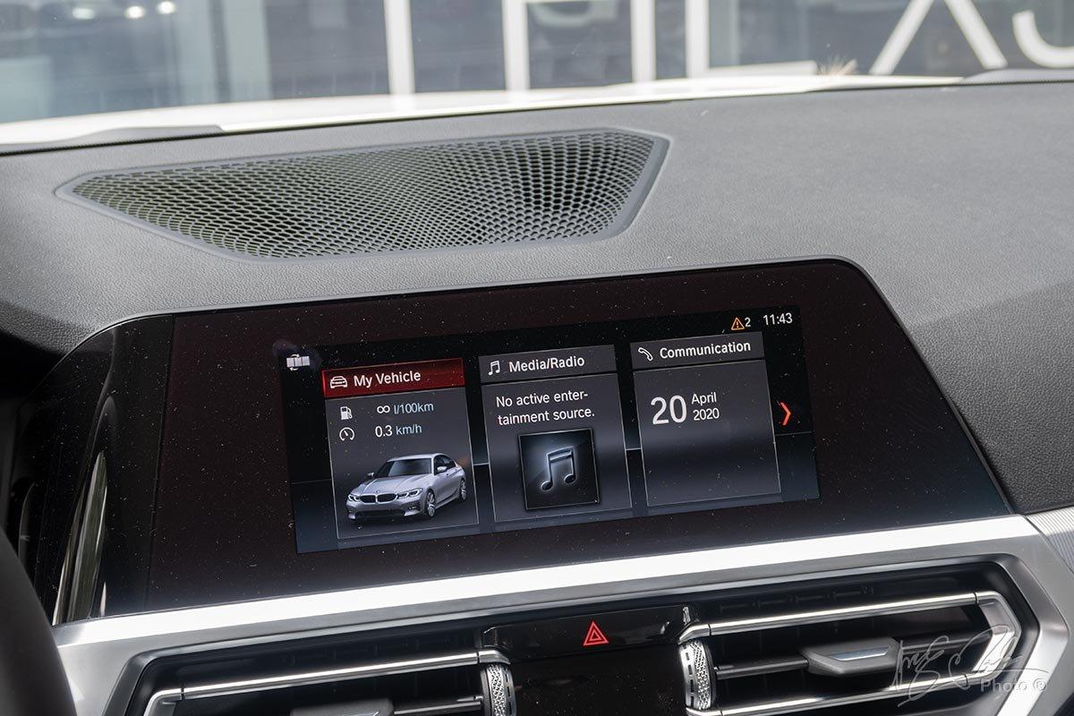 Phiên bản rẻ nhất BMW 320i Sport Line giá 1,9 tỷ đồng có những trang bị gì?