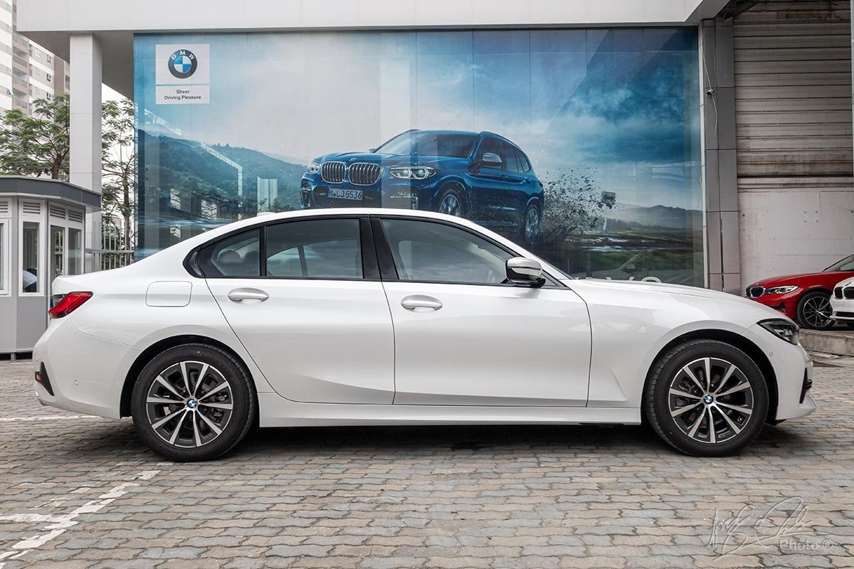 Thông số kỹ thuật xe BMW 3-Series 2020 mới nhất A2