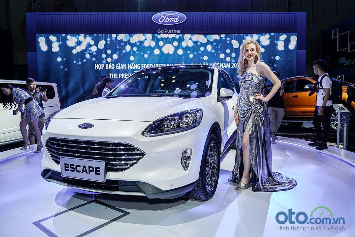 Giá xe Ford Escape thế hệ mới cập nhật hàng tháng.