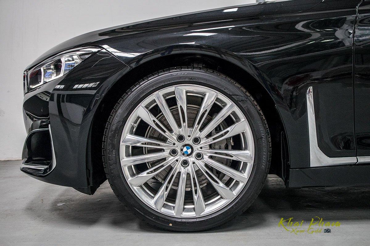 Ảnh mâm xe BMW 740Li Pure Excellence 2020