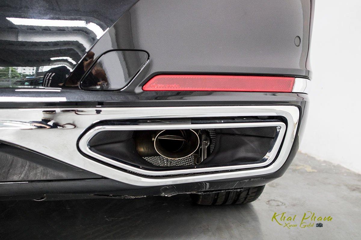 Ảnh ống xả xe BMW 740Li Pure Excellence 2020