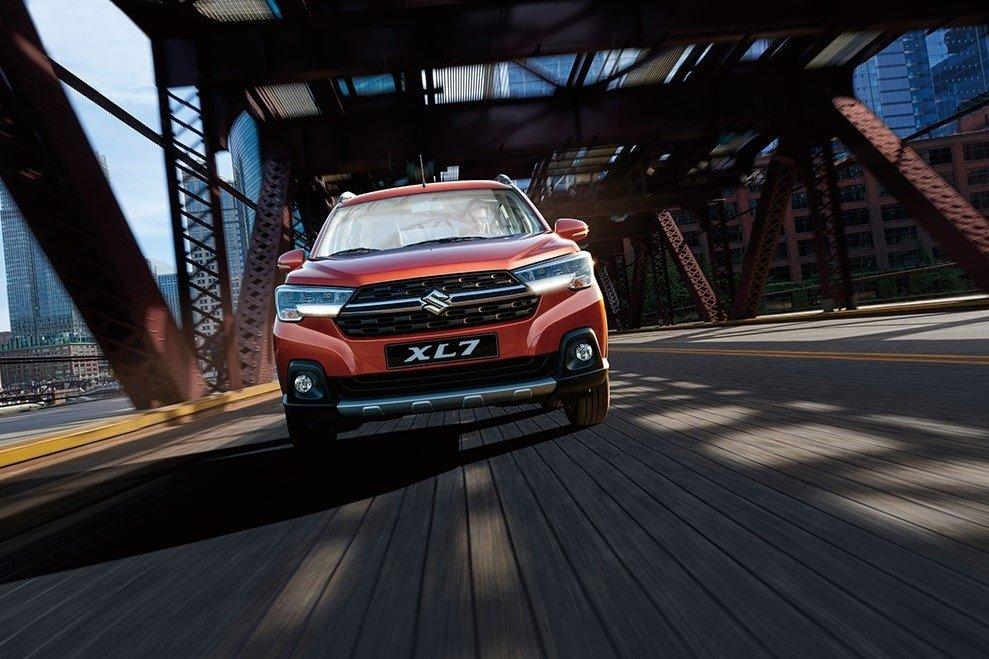 Suzuki XL7 2020 sử dụng động cơ xăng 1.5L 4 xy-lanh 1