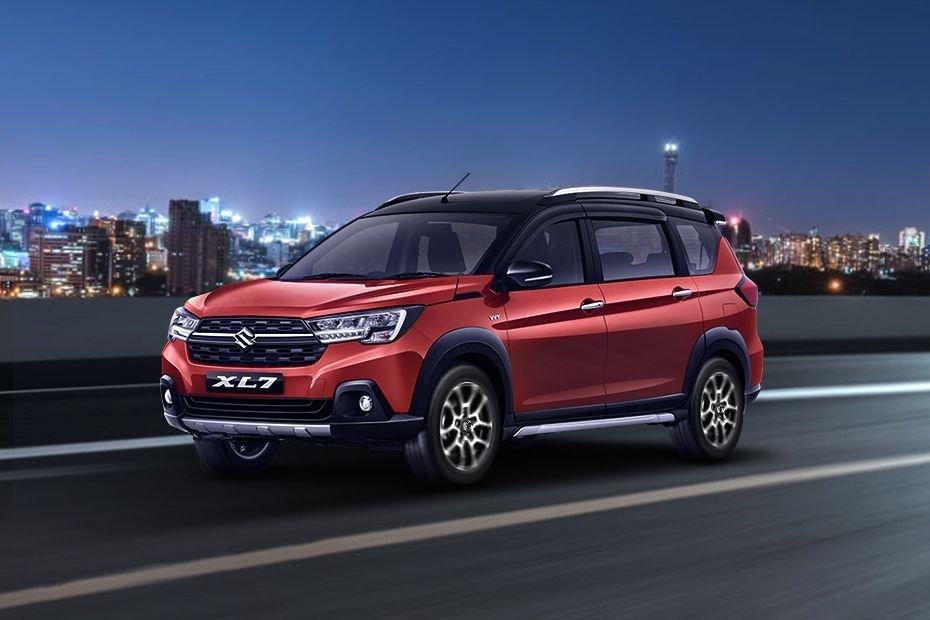 Giá xe Suzuki XL7 2020 mới nhất