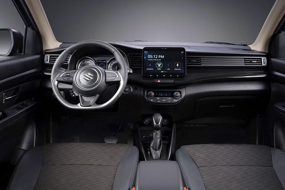 Nội thất xe Suzuki XL7 2020