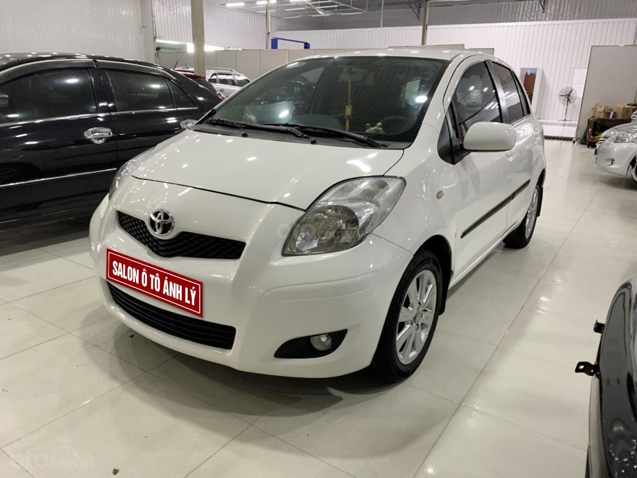 Bán xe Toyota Yaris 1.0 MT sx 2010 (4)