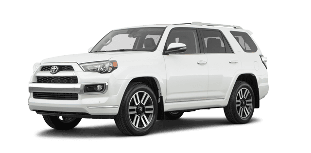 Ngoại thất xe Toyota 4 Runner 2018