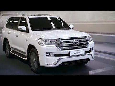 Ngoại thất Toyota Land Cruiser 2018